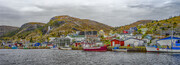 Petty Harbour Panorama  T2